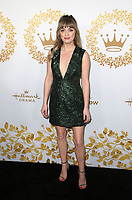 PASADENA, CA - FEBRUARY 9: Britt Irvin, at the Hallmark Channel and Hallmark Movies &amp; Mysteries Winter 2019 TCA at Tournament House in Pasadena, California on February 9, 2019. <br /> CAP/MPI/FS<br /> &copy;FS/MPI/Capital Pictures