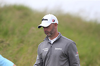 Paul Waring (ENG) walks off the 18th tee during Saturday's Round 3 of the Dubai Duty Free Irish Open 2019, held at Lahinch Golf Club, Lahinch, Ireland. 6th July 2019.<br /> Picture: Eoin Clarke | Golffile<br /> <br /> <br /> All photos usage must carry mandatory copyright credit (© Golffile | Eoin Clarke)