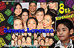 James Lorenzo 8th Birthday Photobooth