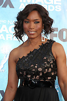 LOS ANGELES -  4: Angela Bassett arriving at the 42nd NAACP Image Awards at Shrine Auditorium on March 4, 2011 in Los Angeles, CA