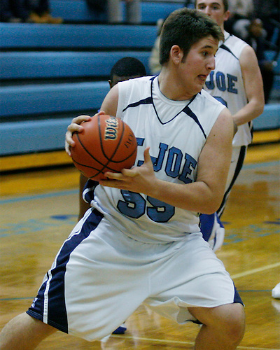Saint Joseph's High School Junior Varsity Basketball 2008-.2009