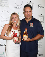 LOS ANGELES - OCT 15:  Physican, Tequila Representative at the BENEV Skincare Event at the Advanced Skincare MedCenter on October 15, 2016 in Los Angeles, CA
