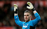 Stoke City goalkeeper Jack Butland - Football - Barclays Premier League - Stoke City vs Manchester City - Britannia Stadium Stoke - December 5th 2015 - Season 2015/2016 - Photo Malcolm Couzens/Sportimage