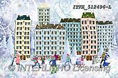 Isabella, CHRISTMAS LANDSCAPES, WEIHNACHTEN WINTERLANDSCHAFTEN, NAVIDAD PAISAJES DE INVIERNO, paintings+++++,ITKE512496-L,#xl#