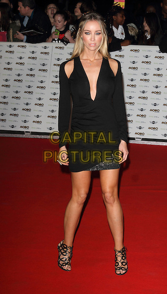 LONDON, ENGLAND - OCTOBER 22: Lauren Pope attends the MOBO Awards at SSE Arena on October 22, 2014 in London, England. <br /> CAP/ROS<br /> &copy;Steve Ross/Capital Pictures