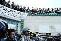 Iran 1979.Abdul Rahman Ghassemlou prononçant son discours à Mahabad le 20 novembre 1979.Iran 1979.Abdul Rahman Ghassemlou delivering a speech in Mahabad on november 20th