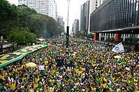21.10.2018 - Ato em apoio a Jair Bolsonaro em São Paulo