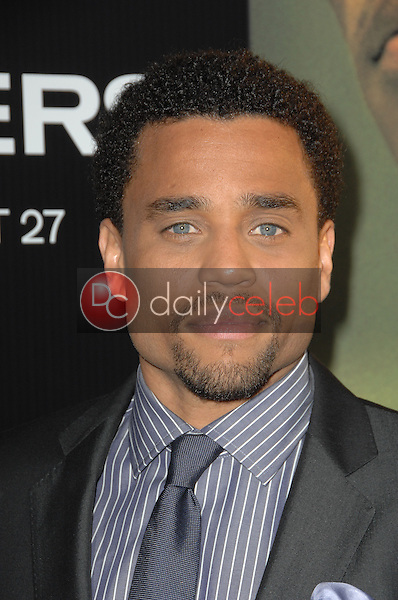 """Michael Ealy<br /> at the """"Takers"""" World Premiere, Arclight Cinerama Dome, Hollywood, CA. 08-04-10<br /> David Edwards/Dailyceleb.com 818-249-4998"""