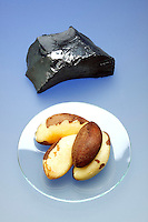 BRAZIL NUTS ARE SOURCE OF SELENIUM<br />