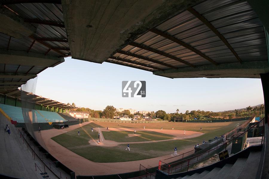 BASEBALL - POLES BASEBALL FRANCE - TRAINING CAMP CUBA - HAVANA (CUBA) - 13 TO 23/02/2009 - BALLPARK