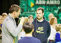 12-02-13, Tennis, Rotterdam, ABNAMROWTT, Sport Plaza.