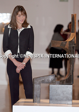 "CARLA BRUNI AND QUEEN SOFIA.visit Queen Sofia Museum accompanied by Queen Sofia of Spain. Madrid_28/4/2009.Mandatory Credit Photo: ©NEWSPIX INTERNATIONAL..**ALL FEES PAYABLE TO: ""NEWSPIX INTERNATIONAL""**..IMMEDIATE CONFIRMATION OF USAGE REQUIRED:.Newspix International, 31 Chinnery Hill, Bishop's Stortford, ENGLAND CM23 3PS.Tel:+441279 324672  ; Fax: +441279656877.Mobile:  07775681153.e-mail: info@newspixinternational.co.uk"