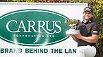 Mens Open winner Luke Toomey.  Jennian Homes Charles Tour, Carrus Open, Tauranga Golf Club, Tauranga, New Zealand, Thursday 10 October 2019. Photo John Borren/www.bwmedia.co.nz