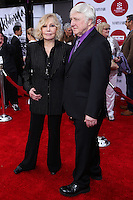"HOLLYWOOD, LOS ANGELES, CA, USA - APRIL 10: Kim Novak, Robert Malloy at the 2014 TCM Classic Film Festival - Opening Night Gala Screening of ""Oklahoma!"" held at TCL Chinese Theatre on April 10, 2014 in Hollywood, Los Angeles, California, United States. (Photo by David Acosta/Celebrity Monitor)"