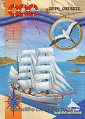 Alfredo, MASCULIN, MÄNNLICH, MASCULINO, paintings+++++,BRTOCH10231,#m#, EVERYDAY ,sailing boat