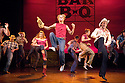 Footloose with Lorna Want, Derek Hough,Johnny Shenrell. Opens at the Novello Theatre on 18/4/06. CREDIT Geraint Lewis