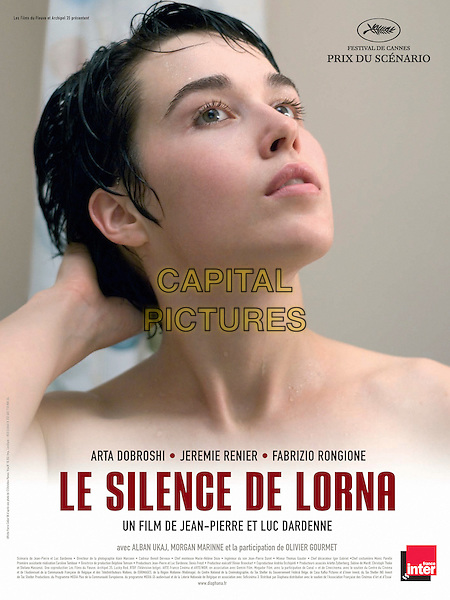 POSTER ART.in The Silence of Lorna (Le silence de Lorna).*Filmstill - Editorial Use Only*.CAP/PLF.Supplied by Capital Pictures.