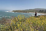 California, San Luis Obispo County: Montana de Oro state park offers scenic coastal views and tide pool exploring..Photo caluis178-71213..Photo copyright Lee Foster, www.fostertravel.com, 510-549-2202, lee@fostertravel.com