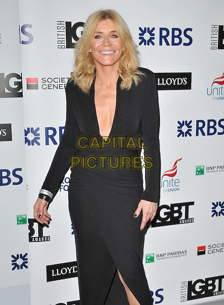 LONDON, ENGLAND - APRIL 24: Michelle Collins attends the British LGBT Awards 2015, The Landmark London Hotel, Marylebone Rd., on Friday April 24, 2015 in London, England, UK. <br /> CAP/CAN<br /> &copy;Can Nguyen/Capital Pictures