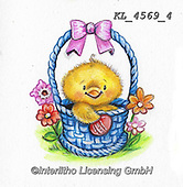 EASTER, OSTERN, PASCUA, paintings+++++,KL4569/4,#e#, EVERYDAY ,chicks,chicken