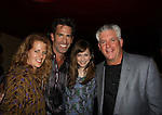"One Life To Live Matt Walton ""Elijah Clarke"" and wife Alecia Hurst and  - Lisa Goldberg and Gregory Jbara at The Canal Room as it celebrates its 10th Anniversary on September 16, 2013 at ""Back to the 80s Show with Jessie's Girl"" in New York City, New York. (Photo by Sue Coflin/Max Photos)"