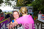 Catherine Griffin  and Gobnait Whyte who took part in the Killarney Women's Mini Marathon on Saturday last.