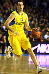Regal FC Barcelona vs Maccabi Electra Tel Aviv: 81-71 - Euroleague 2010/11 - Top 16 - Game: 1.
