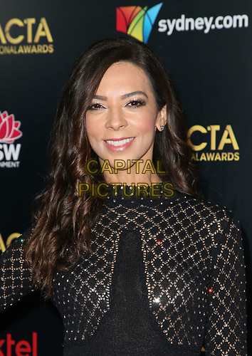 4 January 2019 - West Hollywood, California - Terri Seymour. the 8th AACTA International Awards held at Skybar at Mondrian.        <br /> CAP/ADM/FS<br /> ©FS/ADM/Capital Pictures