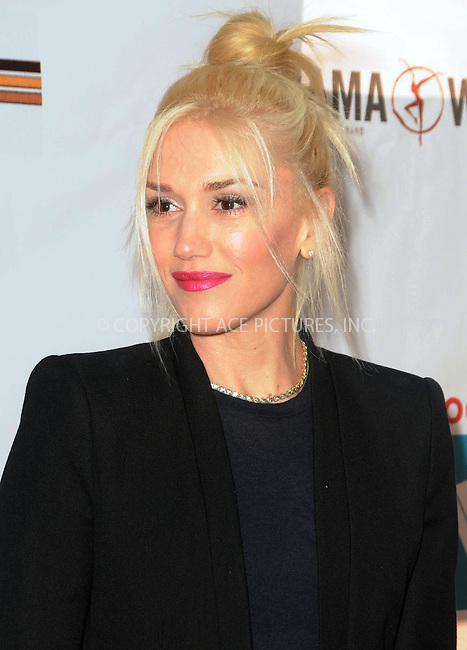 WWW.ACEPIXS.COM . . . . .  ....April 15 2012, LA....Gwen Stefani arriving at the 3rd Annual Milk And Bookies Story Time Celebration at the Skirball Cultural Center on April 15, 2012 in Los Angeles, California.....Please byline: PETER WEST - ACE PICTURES.... *** ***..Ace Pictures, Inc:  ..Philip Vaughan (212) 243-8787 or (646) 769 0430..e-mail: info@acepixs.com..web: http://www.acepixs.com