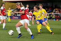 Jordan Nobbs of Arsenal Women during Arsenal Women vs Birmingham City Ladies, FA Women's Super League Football at Meadow Park on 4th November 2018