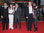 Bradley Cooper,Jessica Biel,Sharlto Copley,Liam Neeson & Quinton 'Rampage' Jackson  at the Twentieth Century Fox L.A. Premiere of The A-Team held at The Grauman's Chinese Theatre in Hollywood, California on June 03,2010                                                                               © 2010 Debbie VanStory / Hollywood Press Agency