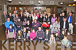 CHRISTMAS PARTY: Enjoying a great time at the Kerry Association of Spina Bifida and Hydrocephalus Christmas Party at the Earl of Desmond hotel on Sunday.