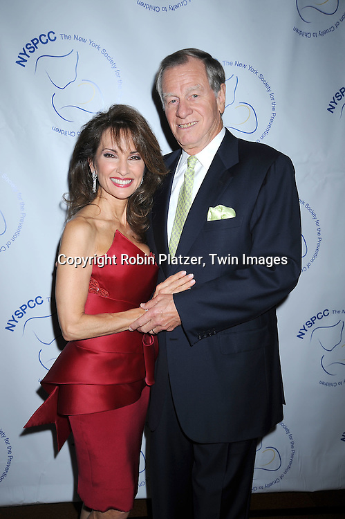 Susan Lucci and husband Helmet Huber