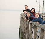 Westchester Bar Mitzvah<br /> Family Portraits<br /> January Day<br /> Rye Playland