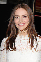 """Saffron Burrows<br /> at """"The Water Diviner"""" Premiere, TCL Chinese Theater, Hollywood, CA 04-16-15<br /> David Edwards/DailyCeleb.Com 818-249-4998"""