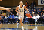 20 December 2011: Duke's Tricia Liston. The Duke University Blue Devils defeated the University of North Carolina Wilmington Seahawks 107-45 at Cameron Indoor Stadium in Durham, North Carolina in an NCAA Division I Women's basketball game.