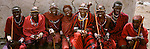 Maasai tribes people, Tanzania