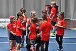 04.01.2018, Estrel Congress Center, Berlin, GER,  Internationaler DTB Tenniskongress 2019 <br /> <br /> im Bild Kinder zum Thema Tennis in der Schule<br /> <br /> Foto &copy; nordphoto/Mauelshagen