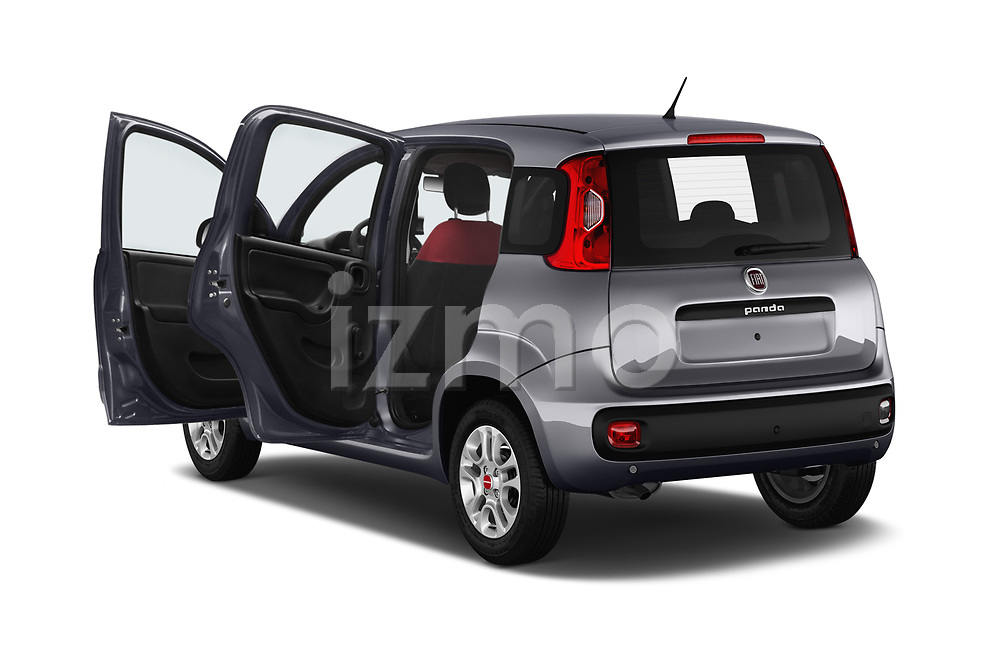 Car images of 2017 Fiat Panda Lounge 5 Door Hatchback Doors