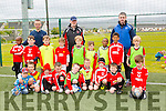 Mike McCannon,Christy Leahy and Patrick Griffin (Mentors with the U6's and U7's at the St BRENDAN'S PARK FAMILY DAY BLITZ at Christy Leahy Park on Saturday