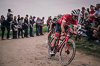 John Degenkolb (DEU/Trek-Segafredo)<br /> <br /> 116th Paris-Roubaix (1.UWT)<br /> 1 Day Race. Compi&egrave;gne - Roubaix (257km)