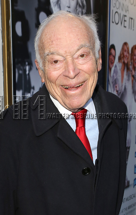 Leonard Lauder attends the Broadway Opening Night Performance of 'The Audience' at The Gerald Schoendeld Theatre on March 8, 2015 in New York City.