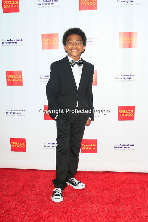 LOS ANGELES - JUN 7: Miles Brown at the Actors Fund's 19th Annual Tony Awards Viewing Party at the Skirball Cultural Center on June 7, 2015 in Los Angeles, CA