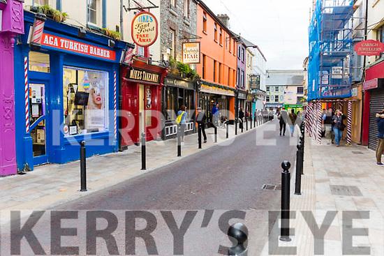 The newly refurbished Plunkett Street Killarney