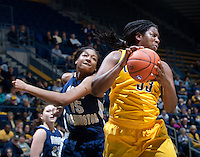 California Women's Basketball v. George Washington, December 28, 2012