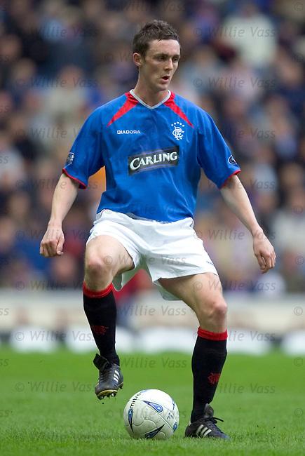 Maurice Ross, Rangers.stock season 2004-2005.pic willie vass