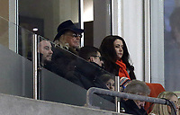 Blackpool Football Club owner Owen Oyston watches the second half action<br /> <br /> Photographer Rich Linley/CameraSport<br /> <br /> The EFL Sky Bet League One - Blackpool v Barnsley - Saturday 22nd December 2018 - Bloomfield Road - Blackpool<br /> <br /> World Copyright &copy; 2018 CameraSport. All rights reserved. 43 Linden Ave. Countesthorpe. Leicester. England. LE8 5PG - Tel: +44 (0) 116 277 4147 - admin@camerasport.com - www.camerasport.com