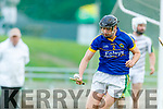 Declan McCarthy Lixnaw in action against  Kilmoyley during the Senior Kerry County Hurling Semi Finals between Lixnaw v Kilmoyley at Austin Stack park on Saturday last.