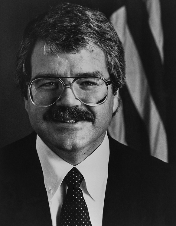 Rep. George Miller, D-Calif., on Aug. 17, 1983. (Photo by CQ Roll Call via Getty Images)