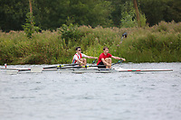 Race: 87  2x (Band 2)  Heat 2<br /> <br /> Peterborough Summer Regatta 2018 - Sunday<br /> <br /> To purchase this photo, or to see pricing information for Prints and Downloads, click the blue 'Add to Cart' button at the top-right of the page.
